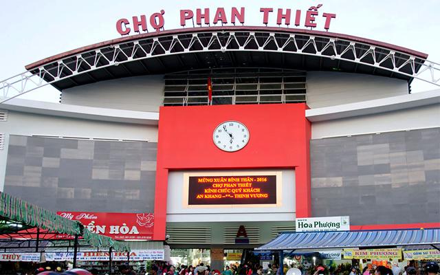 Top 4 khu chợ ở Phan Thiết giúp bạn mua sắm không cần nhìn giá